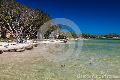 Bribie Island Bay Audio