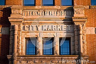 Brick City Market Building