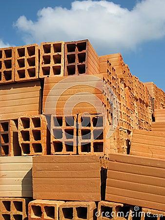 Free Brick Clay Royalty Free Stock Photo - 16815725