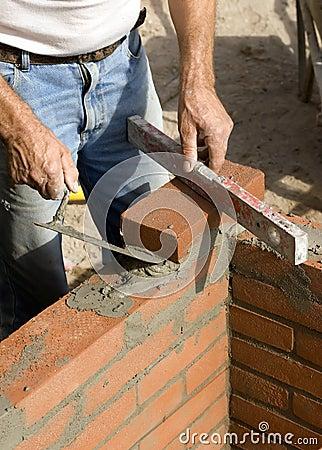Free Brick Layer Stock Images - 1362274
