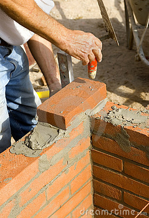 Free Brick Layer 2 Stock Images - 2141024