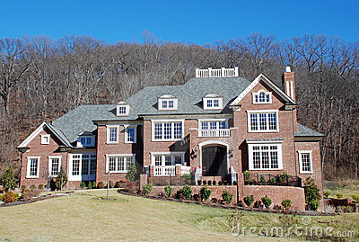 Brick Luxury Home 29