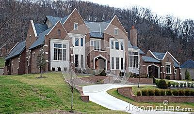 Brick Luxury Home 43