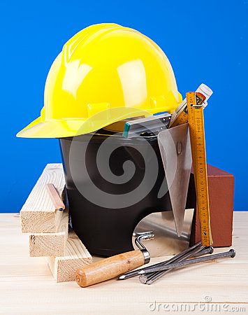 Brick and Mason construction tools