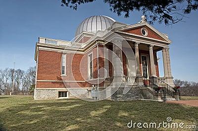 Brick Observatory Building