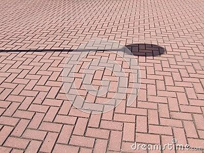 Brick an shade