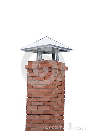 Free Brick Smokestack Stock Images - 46744754