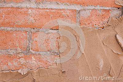 Brick and Stucco Texture