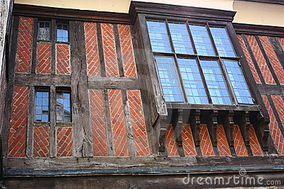 Brick Tudor Timber Frame - Tower Of London