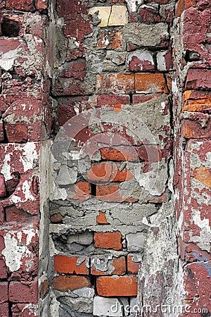 Brick wall - 1