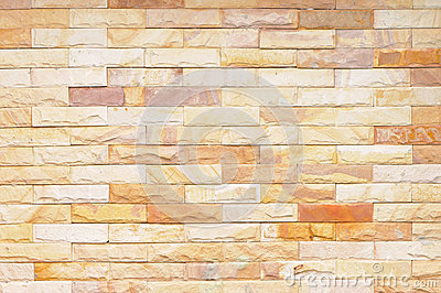 Brick Wall Design As Mortar Background Texture Royalty