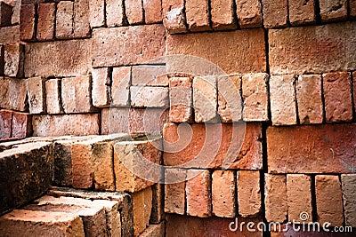 Brick wall grungy
