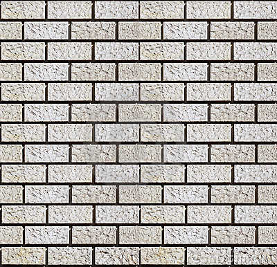 Brick of Wall made of Stone