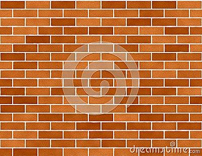 brick wall seamless background small bricks royalty free