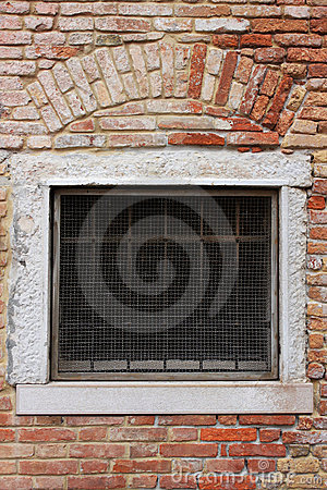 Free Brick Window Stock Photos - 6099033