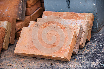 Bricks for building