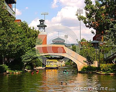 Bricktown Canal in Oklahoma City