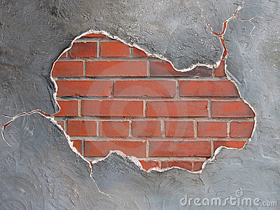 Brickwall frame
