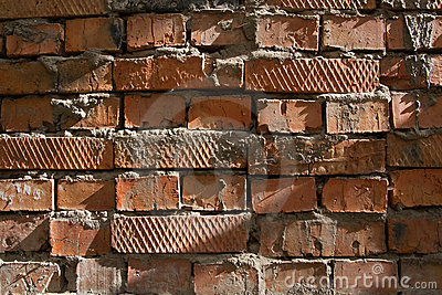 The brickwork