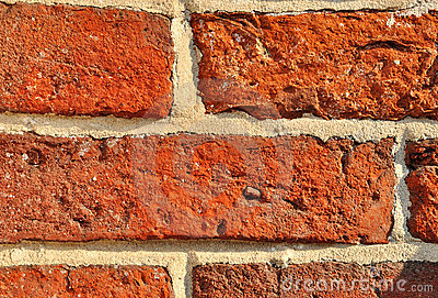 Brickwork closeup