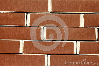 The brickwork of matchboxes