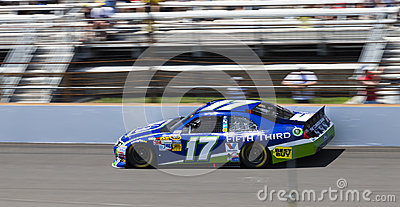 Brickyard 400, 2012 Editorial Stock Image
