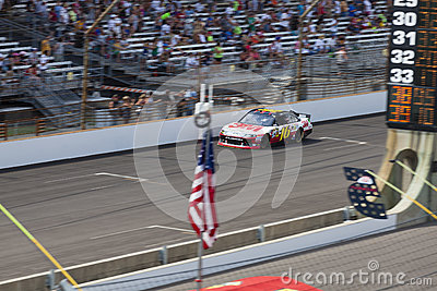 Brickyard 400, 2012 Editorial Photography