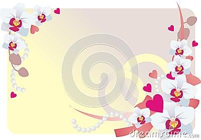 Bridal background