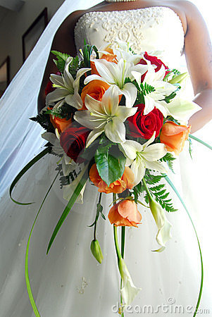 Free Bridal Bouquet Stock Image - 1026881
