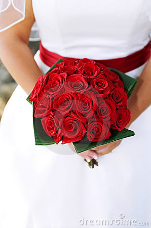 Free Bridal Bouquet Royalty Free Stock Photography - 1298457
