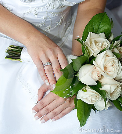 Free Bridal Bouquet Stock Image - 61901