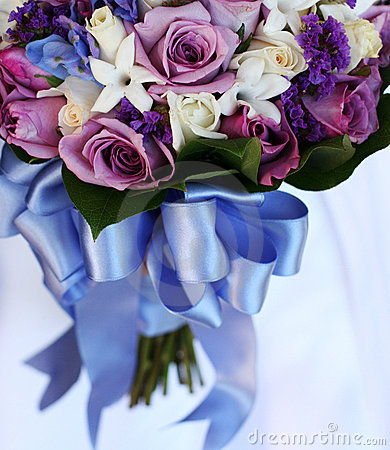 Free Bridal Bouquet Of Flowers Royalty Free Stock Image - 768876