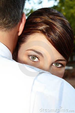 Free Bridal Eyes Stock Photography - 9043142