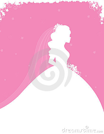 Free Bridal Shower Invitation Stock Photography - 10634222