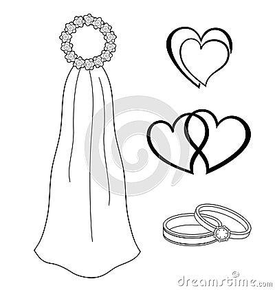 Bridal Symbols