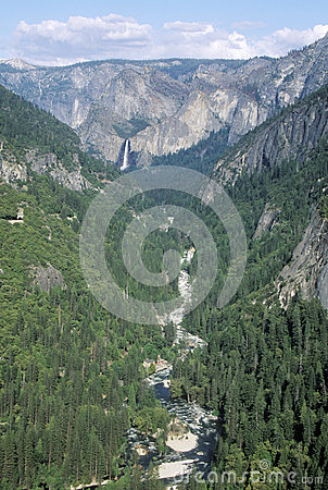 Bridal Veil Falls,