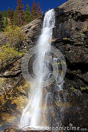 Bridal Veil Falls - Rocky Mountain National Park
