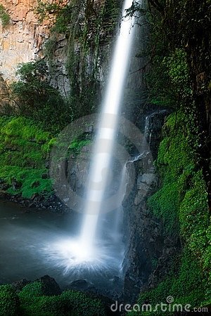 Bridal Veil waterfall
