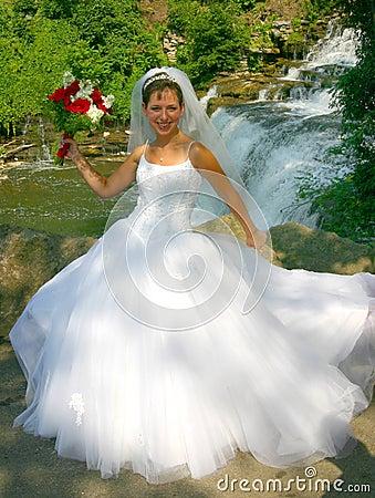 Free Bride Royalty Free Stock Image - 1135266
