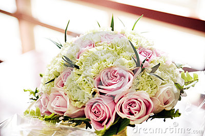 Bride bouquet of flower