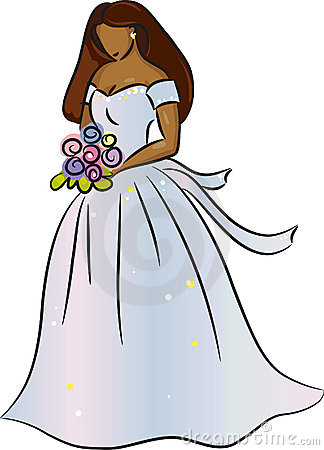 Bride (Brunette)