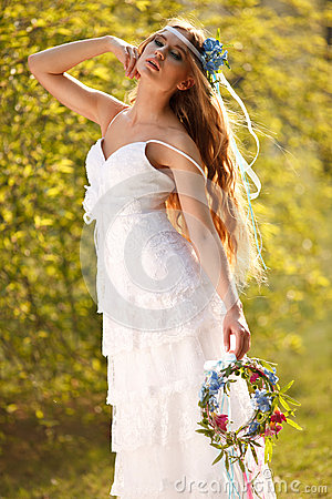 Hippie Bride