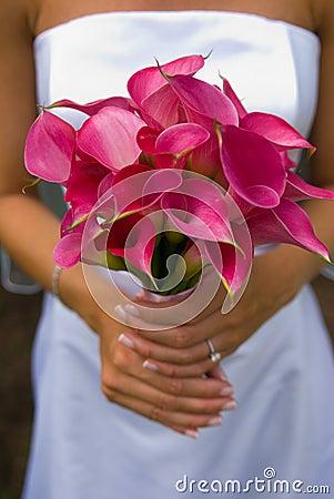 Bride flowers
