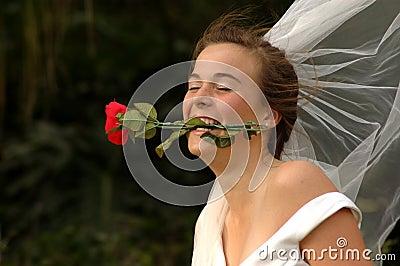 Bride funny