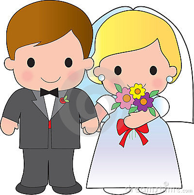 bride and groom clip art free download. BRIDE AND GROOM (click image