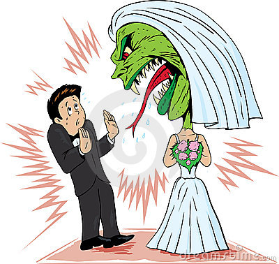 Bride/monster
