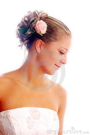 Bride Portrait Royalty Free Stock Photography - Image: 4028927