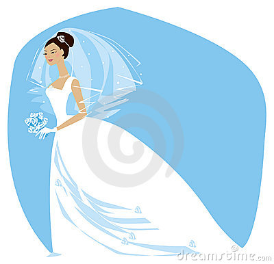 Bride is ready2