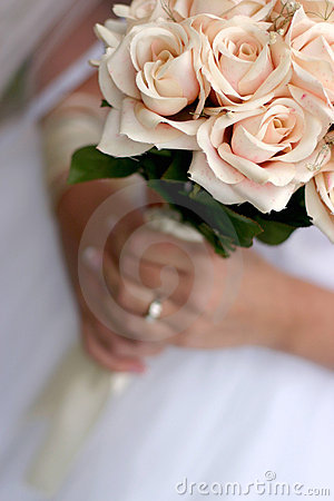 Free Bride S Bouquet Royalty Free Stock Image - 140516