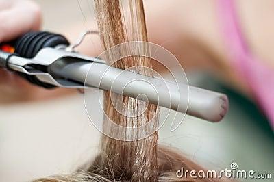 Bride wedding hairdo